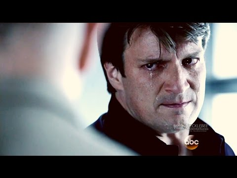 "Castle 8x22 - Castle Cries as He Is  Forced To Tell the Truth  ""Crossfire"" Series Finale"