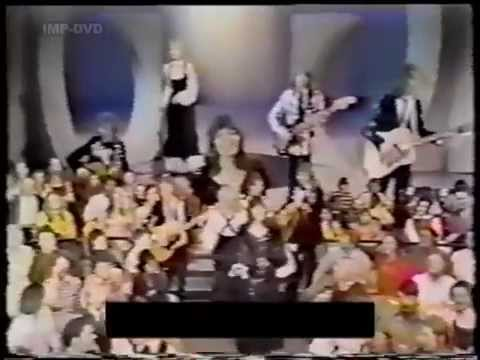 The Rolling Stones - New York, US TV, The Dick Cavett Show (25th July, 1972)