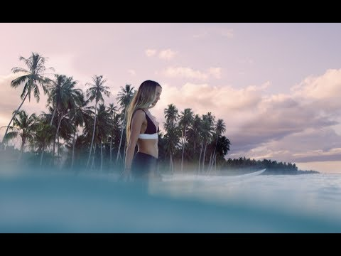 Maud Le Car/ Cheeky Lemon, a surf video in Mentawai