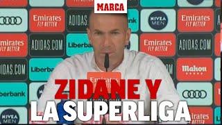 Zidane 'pasa' de la Superliga: