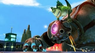 Monsters vs Aliens PC gameplay Multiplayer