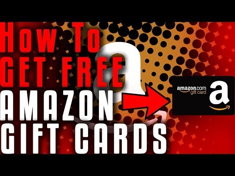 DOES IT WORK?!How To GET FREE AMAZON GIFT CARDS