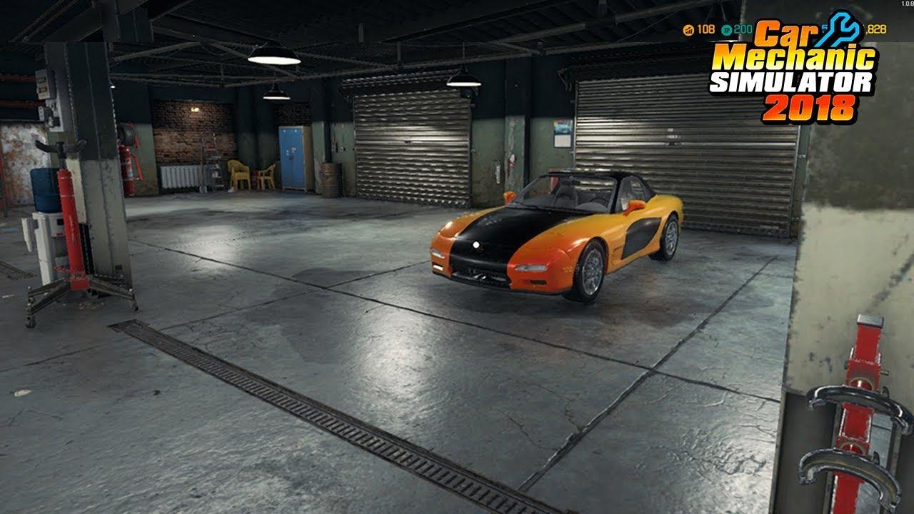 Cheap Car Mechanic Simulator