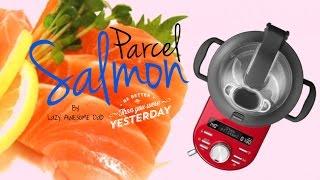 KitchenAid cook processor ARTISAN - How to Cook Salmon Parcel Saumon en papillotte THERMOMIX TM5
