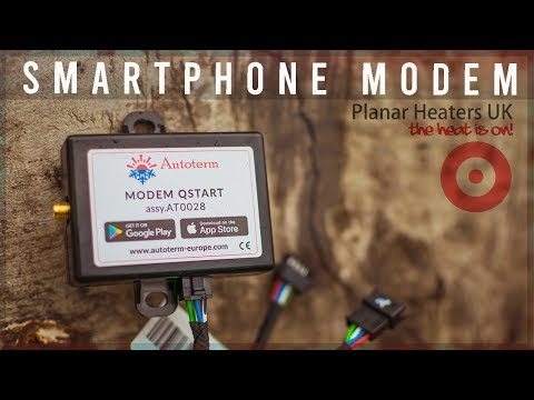 Planar's Mobile Modem - A Must-Have Upgrade For Your Diesel Heater