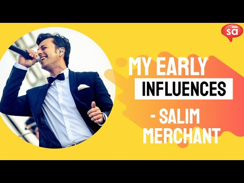 Salim Merchant shares details on his early influences | part 1 | S08 E07 || converSAtions