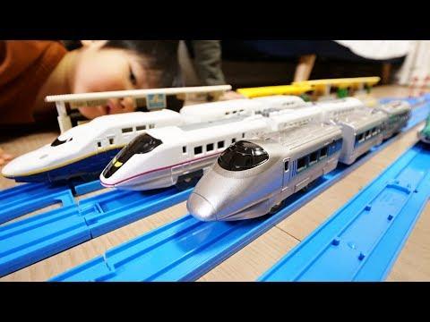 プラレール 新幹線アニバーサリースペシャルセット