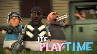 Repeat youtube video It's Play Time [Saxxy 2015 Extended Winner]