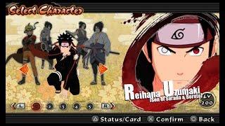 NSUNI - Mod Naruto [Reihana Uzumaki] Mp3