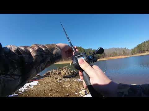 Lake Allatoona Fishing Pt.1