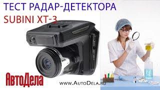 видео Видеорегистратор и радар-детектор subini