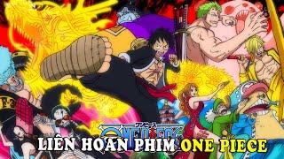 Hỏa quyền Ace đi bán xổ số - 2 siêu phẩm One Piece và Dragon Ball được tôn vinh trong liên hoan phim