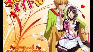 [Amv de Kaichou Wa Maid Sama!] John Legend - All of Me