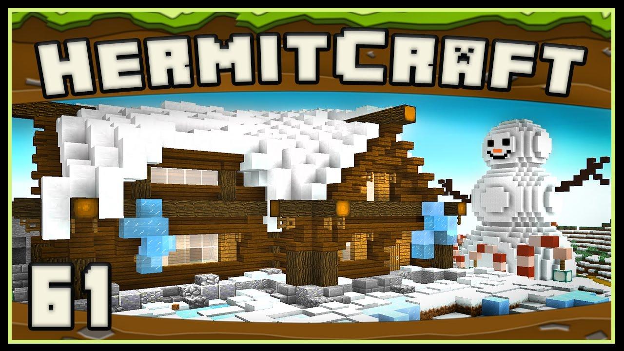 how to make a minecraft christmas house