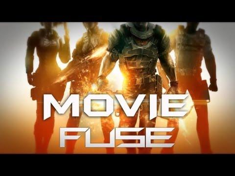 FUSE - All Cutscenes (Game Movie)