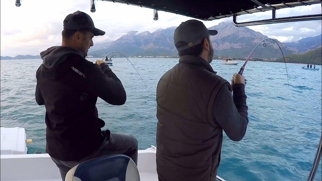 Balık Bulutunun İçine Düştük / Yok Böyle Bir Bereket