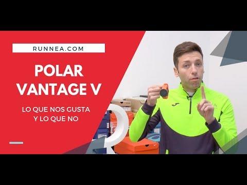 Polar Vantage V: 3 cosas que nos han gustado y una que no tanto