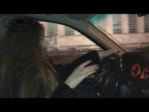 alvuwki - Армянка много деньгами на BMW X5M Armenian girl
