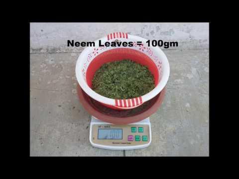 How to make an Organic Liquid Fertilizer