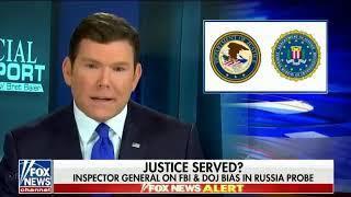 The Inspector General Is Starting An Investigation (FISA)On DOJ & FBI Bias In Russian Probe