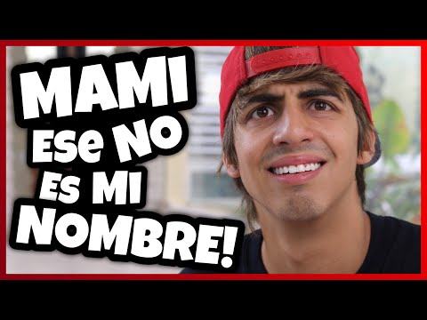 Daniel El Travieso - Mami Confunde Nuestros Nombres.
