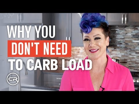 Why You Don't Need to Carb Load (Healthy Lifestyle Myths)