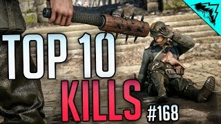 007 BADASS  - Battlefield 1 TOP 10 Plays of the Week - WBCW #168
