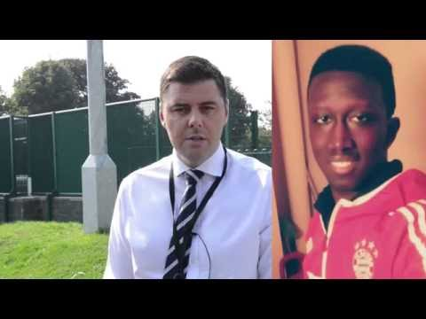 Interview with DCI Ian Scott - Murder of Beyake Keita-Ann - Bradford - West Yorkshire Police