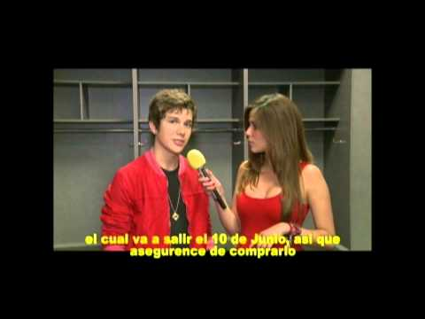 Interview with Austin Mahone - Red Tour