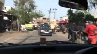 Traffic in India, 2012