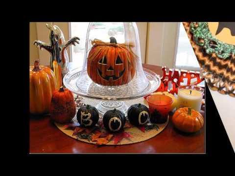 Дизайн и Декор на Хэллоуин