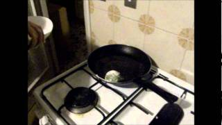 n. 147 Mangiare pomodori Verdi Fritti