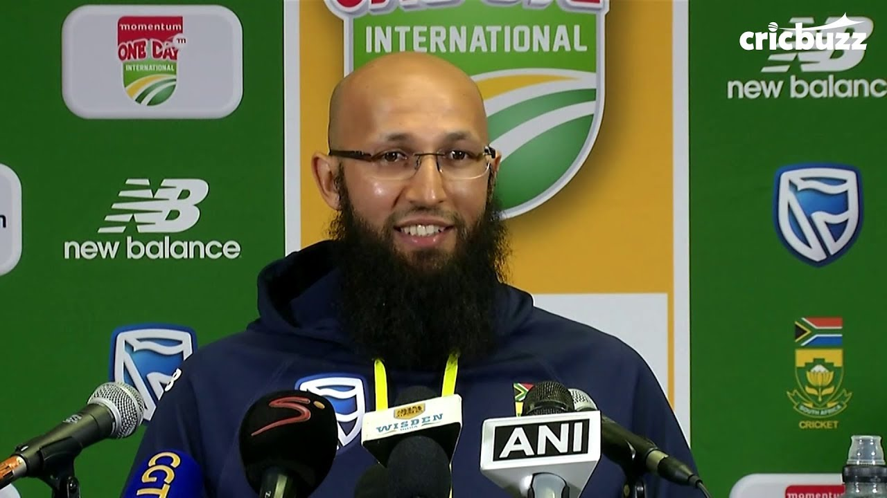 Interview of Hashim Amla