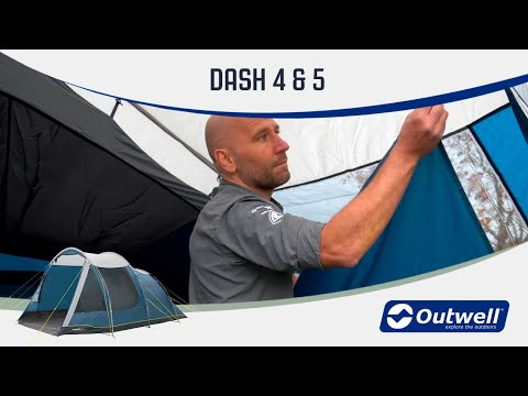 Outwell Dash 4 & 5 - Encounter Collection (2020) | Innovative Family Camping