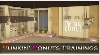 Roblox - Dunkin' Donuts Training (Day 1)