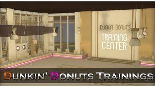 Roblox - Dunkin' Donuts Training (Day 1)