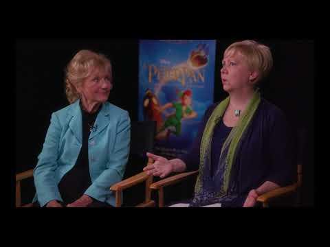 Peter Pan : Kathryn Beaumont& Mindy Johnson