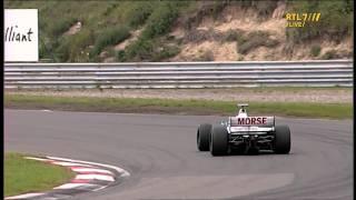 Demo Jos Verstappen Tyrrell - Masters of F3, Zandvoort, 14 augustus 2011 - RTL7 HD