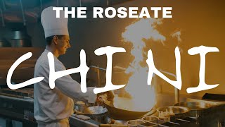 The Roseate | Chi Ni | Authentic Chinese Restaurant | Sahil Taksh