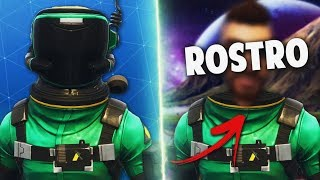 THE SECRET FACE OF THE TOXIC SOLDIER AND BIOLOGICAL AGENT FORTNITE BATTLE ROYALE CURIOSITIES