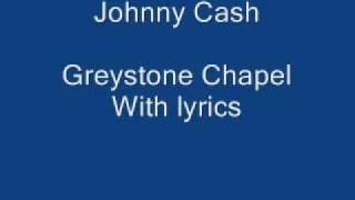 Johnny Cash - Greystone Chapel live from Folsom prison