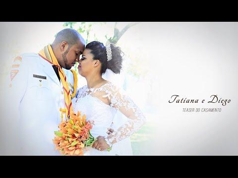 Tatiana e Diego - Teaser da Cerimônia
