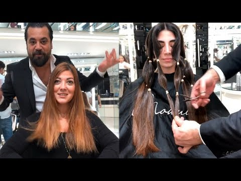 Top 10 Hair Transformations By Mounir Salon | New Hairstyle Tutorials 2018