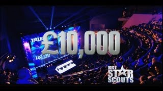 BGT: Star Scouts - find our next winner and you could get £10,000! | Britain's Got Talent