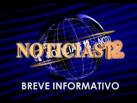 Breve Informativo #Noticias12