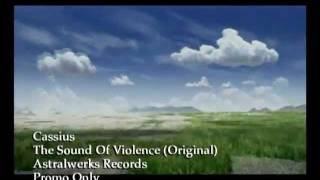 Cassius - The Sound Of Violence (Original) (Classic House Music) Official Video