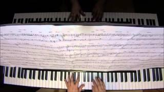 ピアノソロ用にアレンジしました。レコメンサイズ 作詞 stereograph Rap...