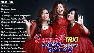 Romantis Trio Full Album Terbaru 2021 - Lagu Batak Pilihan Terbaru 2021