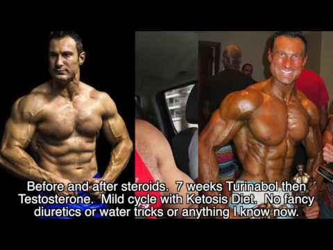 My first steroid transformation Turinabol and Test Cyp | ncs fitness
