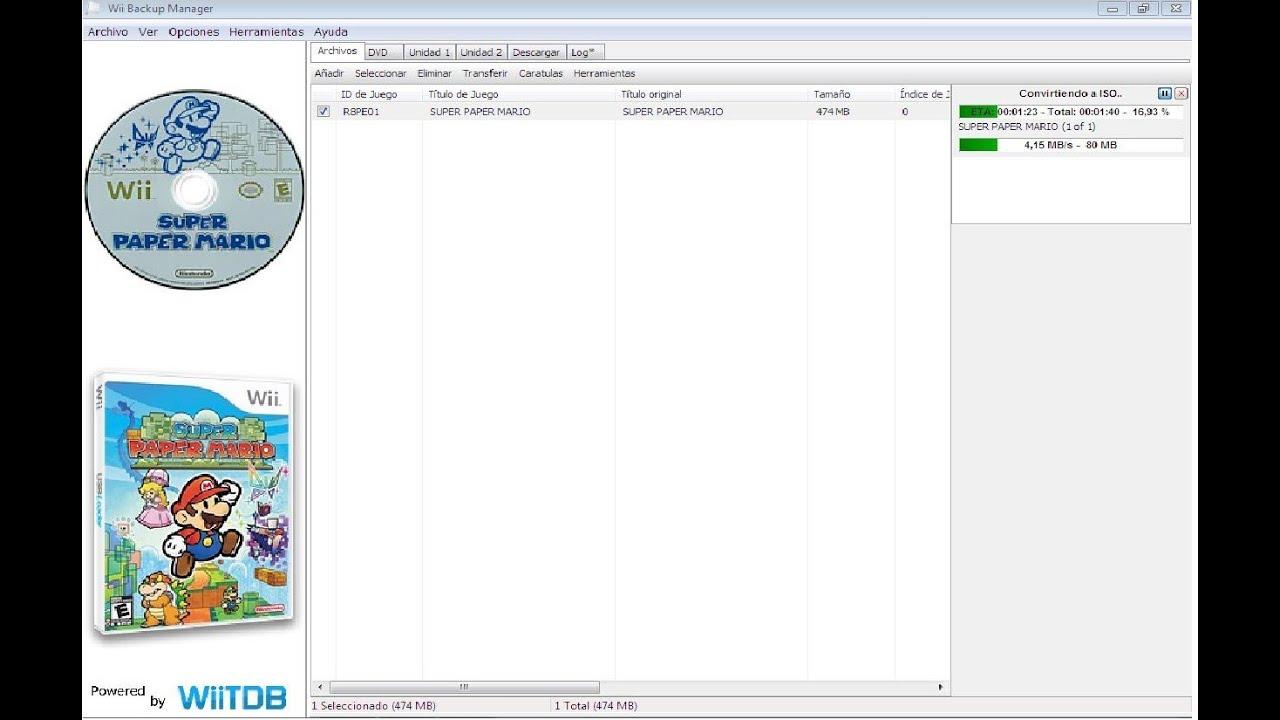 Wii sports wbfs download